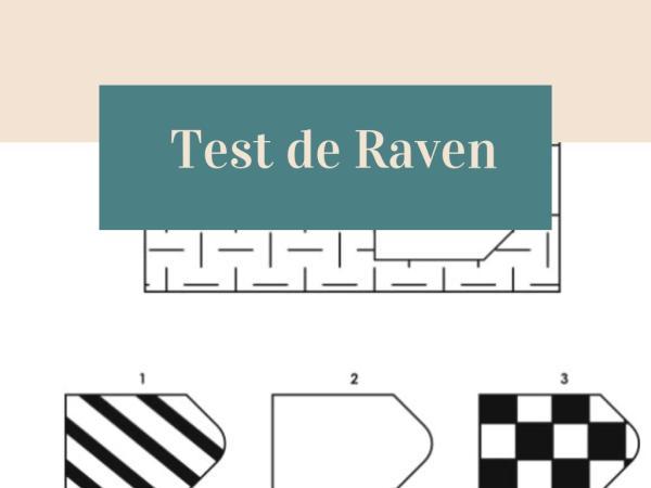 Test de Raven: interpretación de los resultados