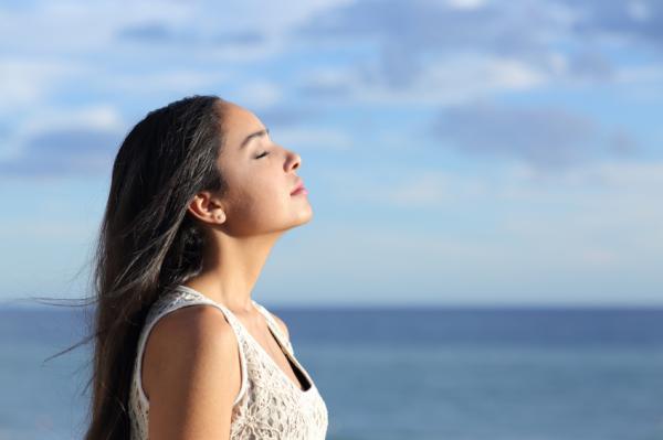 8 técnicas para no enfadarse tanto - Respirar hondo: uno de los mejores trucos para no enfadarse
