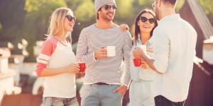 Cómo ser más extrovertido