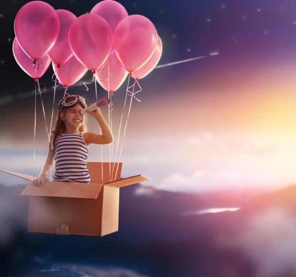 Cómo desarrollar la imaginación