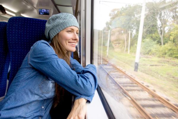 Qué significa soñar con viajar - Significado de soñar con viajar en tren