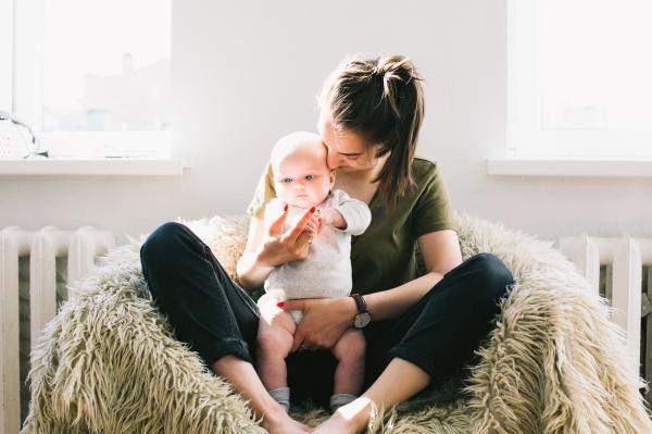 El apego: el vínculo especial madre - hijo - Qué es el apego: definición