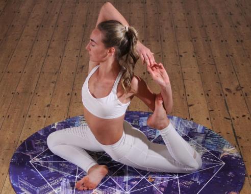 Yoga para la ansiedad: beneficios y ejercicios
