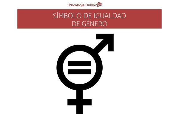 Igualdad de género: qué es con ejemplos - Símbolo de igualdad de género