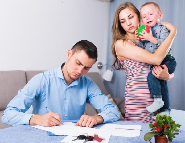 Hijos de padres separados: ¿tiene consecuencias?