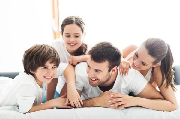 Como resolver problemas familiares