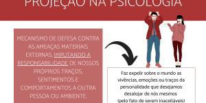 O que é projeção na psicologia: definição e exemplos