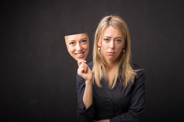 Tipos de mentiras - Mascaramento