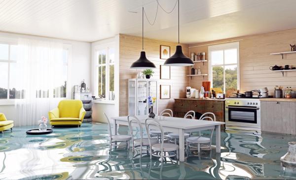 O que significa sonhar com inundação - O que significa sonhar com casa inundada