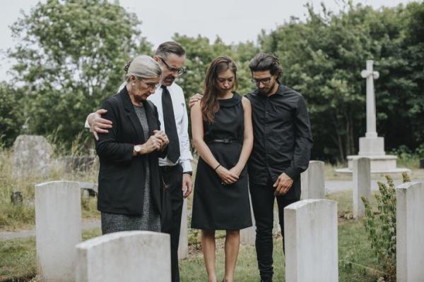 Como superar a morte de um ente querido