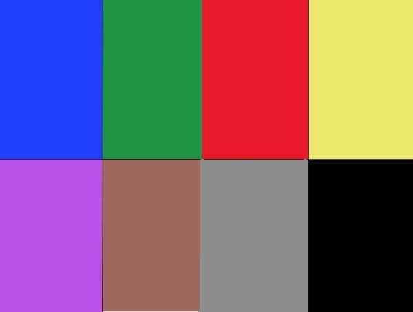 Teste das cores de Lüscher: como funciona e interpretação - Como funciona o teste das cores de Lüscher