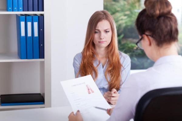 Defeitos que podem ser ditos em uma entrevista