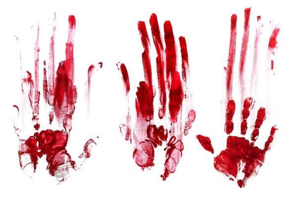 O que significa sonhar com sangue
