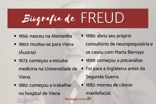 Sigmund Freud: biografia, teoria da psicanálise, livros e frases - Biografia de Sigmund Freud resumida (o mais importante)