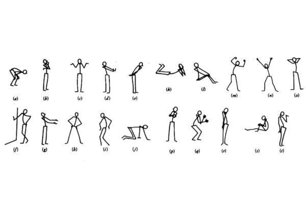 Linguagem corporal e o significado das posturas corporais - Linguagem corporal: as posturas reconhecidas socialmente