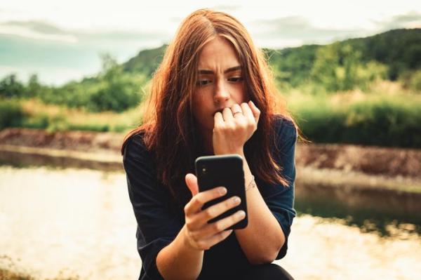 Por que ele/a não manda mais mensagens?