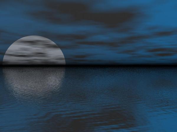O que significa sonhar com mar - O que significa sonhar com mar de noite