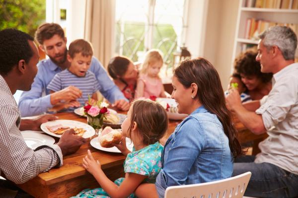 Tipos de família: modelos e características - 2. Família extensa