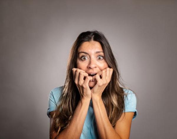 Tipos de medos mais comuns e suas características