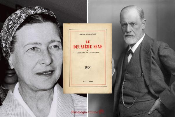 Simone de Beauvoir e psicanálise: resumo, ideias e contradições