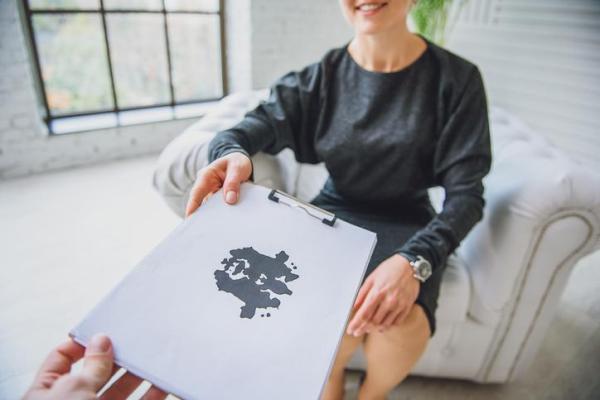Teste de Rorschach: interpretação das imagens