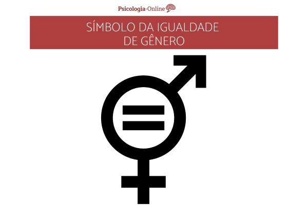 Igualdade de gênero: o que é, exemplos e argumentos - Símbolo igualdade de gênero